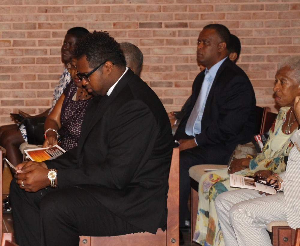 Rev Kyshon Sharon Gladys George Nan