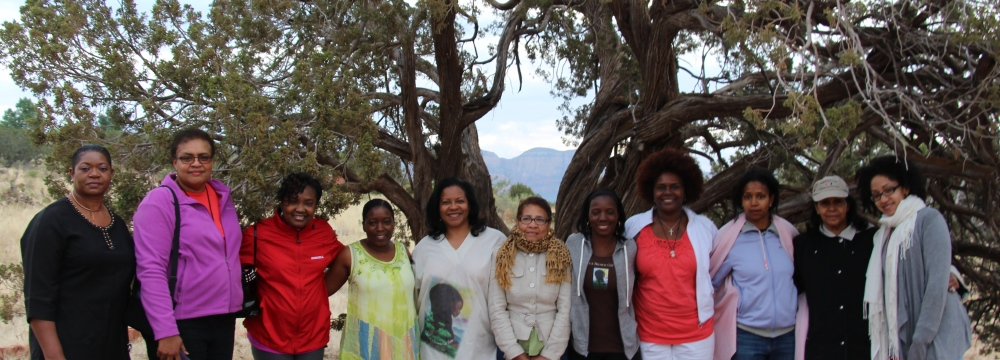Sedona Group Photo